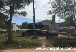 Una mujer de 32 años fue encontrada sin vida en la madrugada de hoy en Vergara