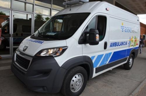 ASSE realiza llamado para chófer de ambulancia en Vergara y Charqueada, plazo de inscripción hasta el 10/08/18