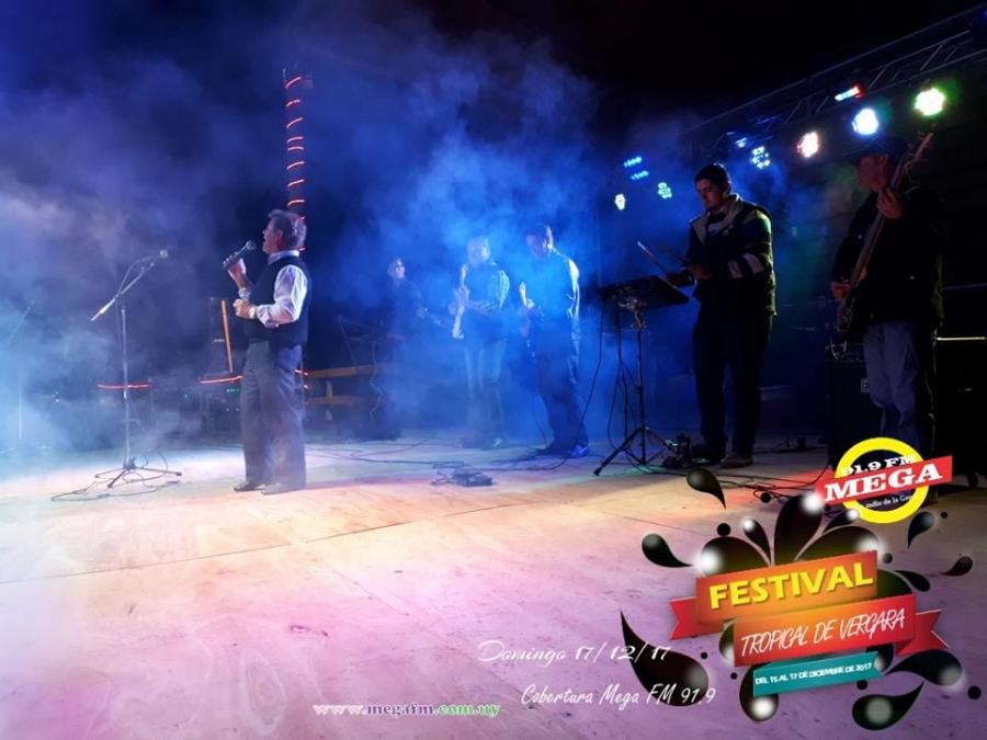 Mega FM 91.9 - Programación cuarto Festival Tropical Vergara ...